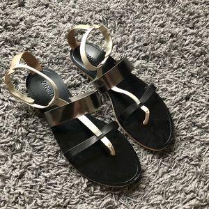 Vince gladiator Crete 3 Strap sandals 8